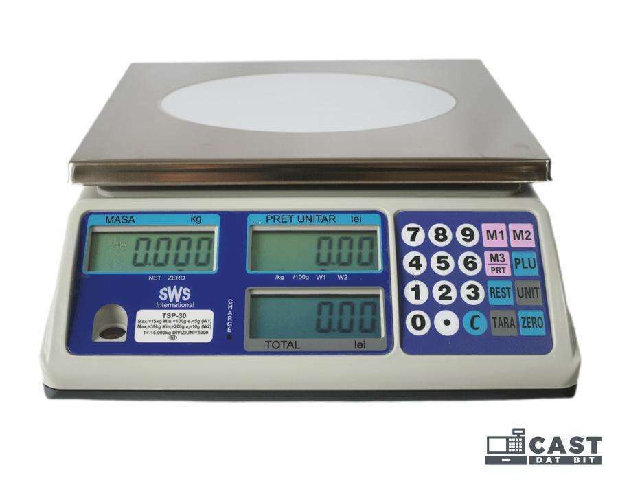 Cantar electronic SWS TSP 15-30